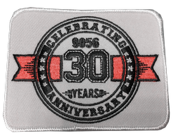 Gold Coast HOG Chapter 30th Anniversary Patch